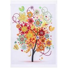 PZ 303057 Диамантен гоблен - Малко дърво