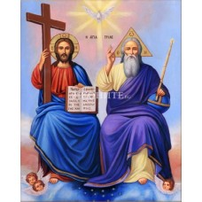 Света Троица Диамантен гоблен IK 304045