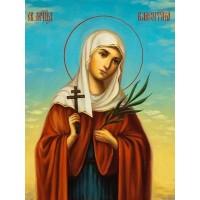 IK 304023 Икона на Св. великомъченица Валентина