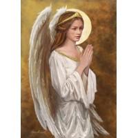 Небесен Ангел - Диамантен гоблен IK 34124