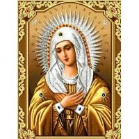 Св.Богородица -Диамантен гоблен IK 30407