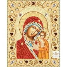 Комплект за бродиране с мъниста -Казанската икона на Божията Майка