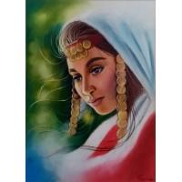Срамежливо момиче -GX 37936