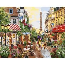 Париж в цветя GX 33312