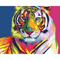 Шарен тигър  EX 5685