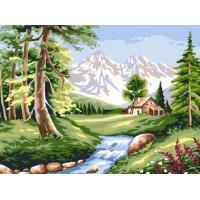 Планинска река EX 6076