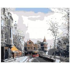 Картина по номера - Старият Трамвай Z-019