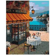 Картина по номера - Улично кафе Z-012