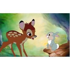 Картина по номера - Бамби и заекът ZE 3002