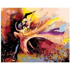 Картина по номера -  Танц ZG-0042