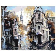Картина по номера -  Градски пейзаж  ZG-0048