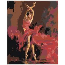 Картина по номера - Танц ZG-0054