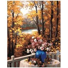 Картина по номера -  Пейзаж  ZG-0078