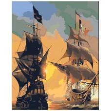 Картина по номера - Кораби  ZG-0079
