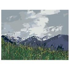 Картина по номера - Планините ZE-3131
