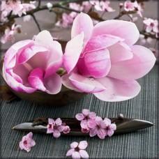 FL 304069 Пролетни цветя - Диамантен гоблен