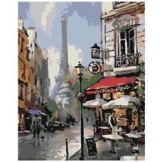 Картина по номера - Париж ZG-0109