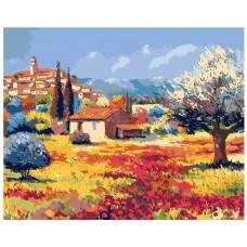 Картина по номера - Селската къща ZG-0112