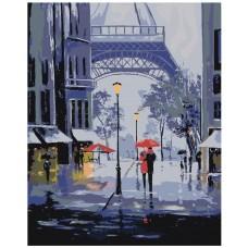Картина по номера - Париж ZG-0113