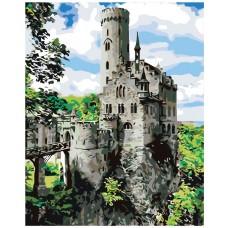 Картина по номера - Замъкът ZG-0115
