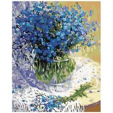 Картина по номера - Пролетен букет ZG-0125