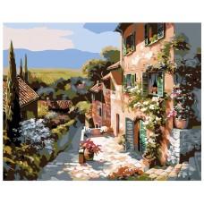 Картина по номера - Село ZG-0132