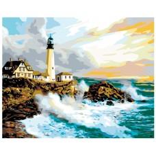 Картина по номера - Море ZG-0136