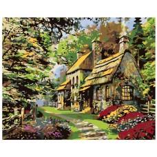 Картина по номера - Селска къща ZG-0145