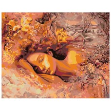 Картина по номера - Спящата красавица ZG-0155