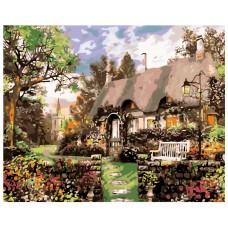 Картина по номера - Селската къща ZG-0165