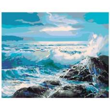 Картина по номера - Море ZG-0166