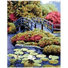 Картина по номера - Мост ZG-0195