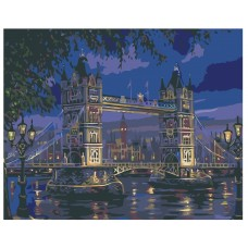Картина по номера - Лондонски мост ZG-0205