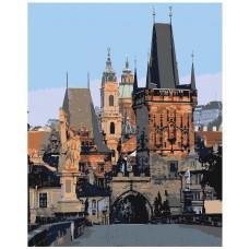 Картина по номера - Стар град ZG-0230