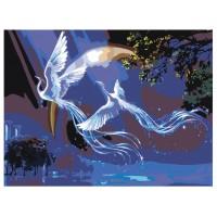 GI 304096 Диамантен гоблен - Птици