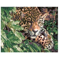 GI 304113 Диамантен гоблен - Тигър