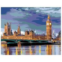 PZ 304102 Диамантен гоблен - Лондонски мост