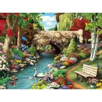 PZ 304159 Диамантен гоблен - Райско място