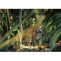 GI 304146 Диамантен гоблен - Тигър на лов
