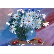 FL 304120 Цветя - Диамантен гоблен