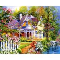 Селска къща Картина по номера GX 39934