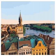 Картина по номера - Градска панорама ZP-009