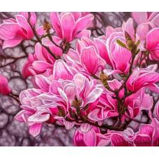 Картина по номера - Пролетни цветя ZP-051