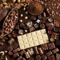 Картина по номера - Шоколадови бонбони ZP-077