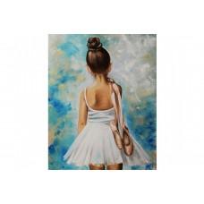 Балерина - Картина по номера - EX 7295