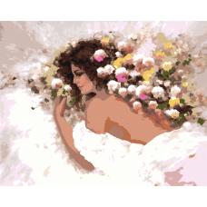 Картина по номера -  Эротична жена ZG-420