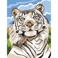 Тигър - Картина по номера CX 3535