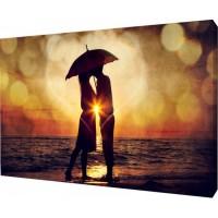 Романтична среща - Картина по номера CX 3880