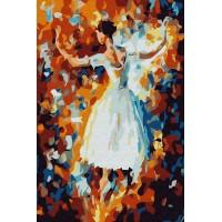Танцьорка - Картина по номера CX 3940