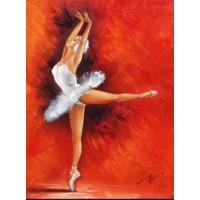 LD 304094 Балерина - Диамантен гоблен